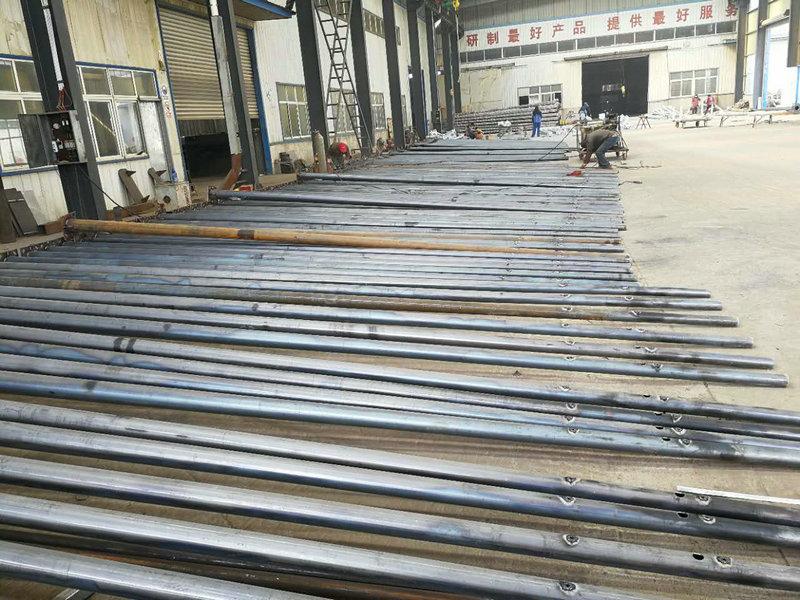 湖南客户订购800套乐投体育官网网址进入焊接阶段